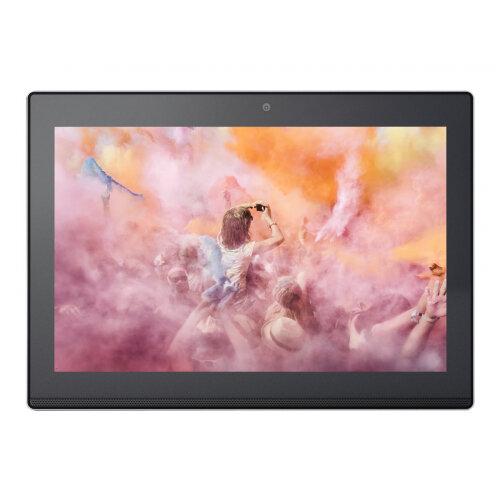 Lenovo Miix 320-10ICR 80XF - Tablet - with keyboard dock - Atom x5 Z8350 /  1 44 GHz - Win 10 Pro - 2 GB RAM - 32 GB eMMC - 10 1