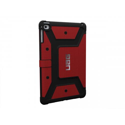 wholesale dealer 7f5d7 0d4b7 UAG Rugged Case for iPad Mini 4 - Case for tablet - magma - for Apple iPad  mini 4