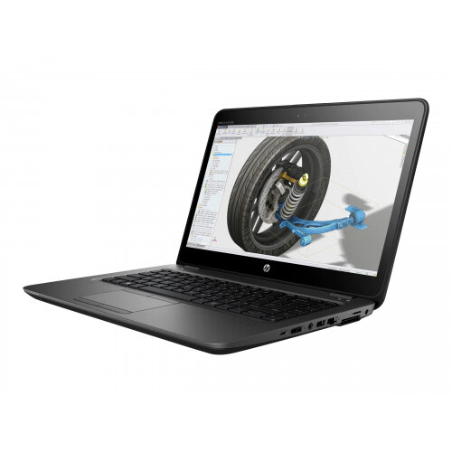 HP ZBook 14u G4 Mobile Workstation Laptop - Core i7 7500U / 2 7 GHz - Win  10 Pro 64-bit - 8 GB RAM - 256 GB SSD HP Z Turbo Drive G2 - 14