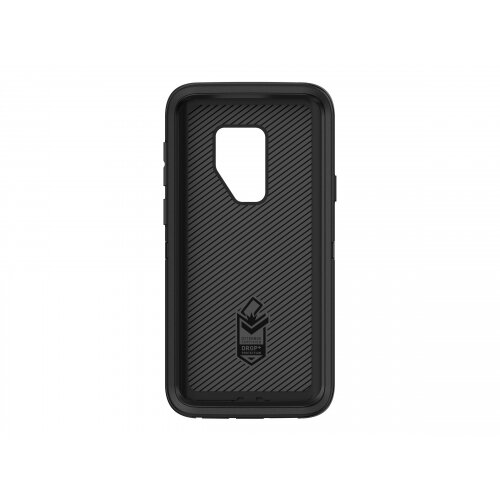 quality design 349e8 5e0e6 OtterBox Defender Series - Screenless Edition - back cover for mobile phone  - rugged - polycarbonate, synthetic rubber - black - for Samsung Galaxy ...