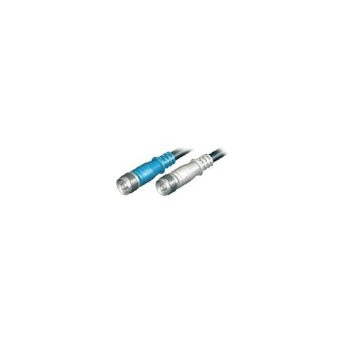 ZyXEL LMR-400 Antenna Cable 1 m Cable coaxial 1 m, Negro, N-Type