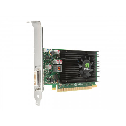 NVIDIA NVS 315 - Graphics card - NVS 315 - 1 GB DDR3 - PCIe 2 0 x16 low  profile - DMS-59 - for Workstation Z230, Z420, Z620, Z820