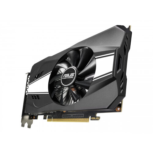 ASUS PH-GTX1060-3G - Graphics card - GF GTX 1060 - 3 GB GDDR5 - PCIe 3 0  x16 - DVI, 2 x HDMI, 2 x DisplayPort