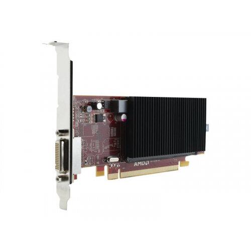 AMD FirePro 2270 - Graphics card - FirePRO 2270 - 512 MB DDR3 - PCIe 2 0  x16 low profile - DVI - for Workstation z210, z400, z600, z800