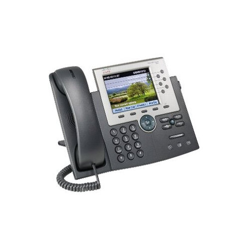 Cisco Unified IP Phone 7965G - VoIP phone - SCCP, SIP