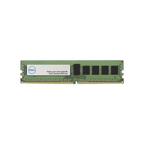 Dell - DDR4 - 16 GB - DIMM 288-pin - 2666 MHz / PC4-21300 - 1 2 V -  registered - ECC - for EMC PowerEdge C6420, FC640, M640, R440, R540, R640,  R740,