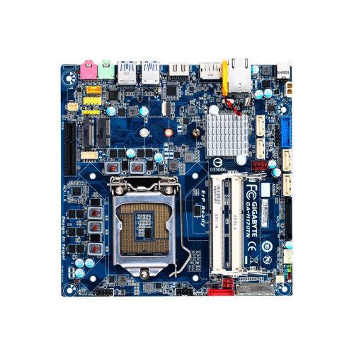 Gigabyte GA-H170TN - 1 0 - motherboard - Thin mini ITX - LGA1151 Socket -  H170 - USB 3 0 - Gigabit LAN - onboard graphics (CPU required) - HD Audio