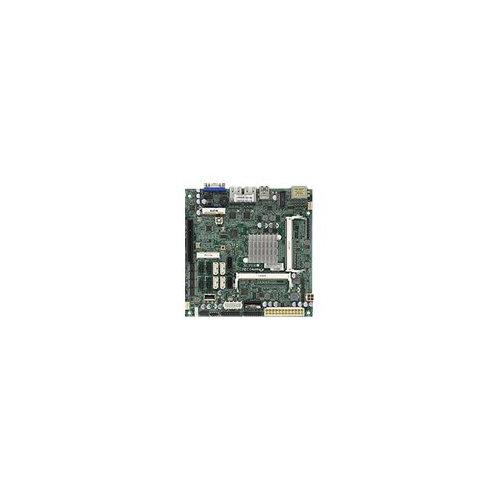 SUPERMICRO X10SBA - Motherboard - mini ITX - Intel Celeron J1900 - USB 3 0  - 2 x Gigabit LAN - onboard graphics - HD Audio
