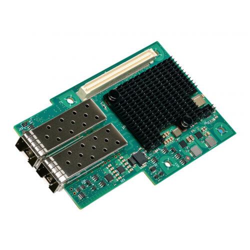 Intel Ethernet Network Adapter XXV710-DA2 - Network adapter - Mezzanine  Card - 25 Gigabit SFP28 x 2