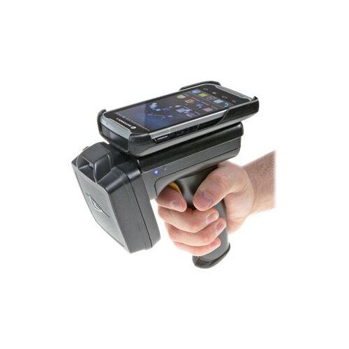 Keonn AdvanScan Cloud-based RFID handheld reader - Bar code / RFID reader -  Bluetooth - 865 6-867 6 MHz - black