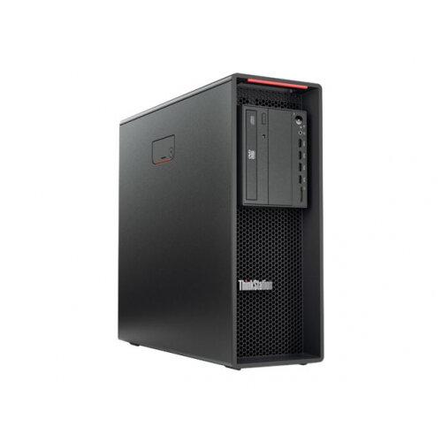 Lenovo ThinkStation P520 30BE - Tower Desktop PC - 1 x Xeon W-2104 / 3 2  GHz - RAM 16 GB - SSD 256 GB - TCG Opal Encryption - DVD-Writer - no  graphics