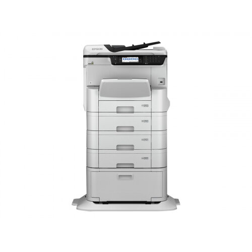 Epson WorkForce Pro WF-C8690D3TWFC - Multifunction printer - colour -  ink-jet - A3 (media) - up to 22 ppm (copying) - up to 35 ppm (printing) -  1835