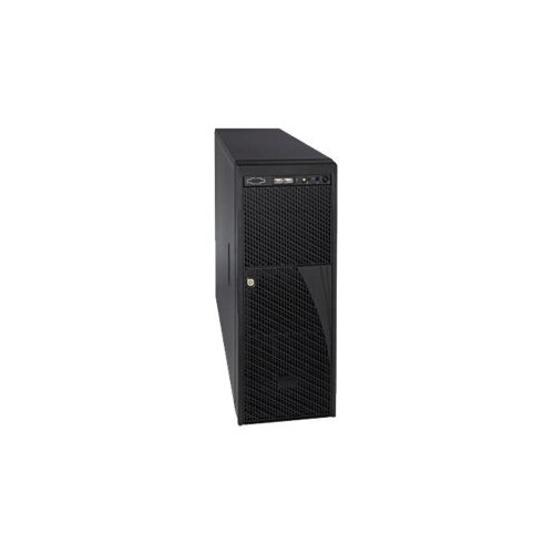 Intel Server Chassis P4308XXMHEN - Tower - 4U - SSI EEB - SATA/SAS -  hot-swap 550 Watt - cosmetic black - USB