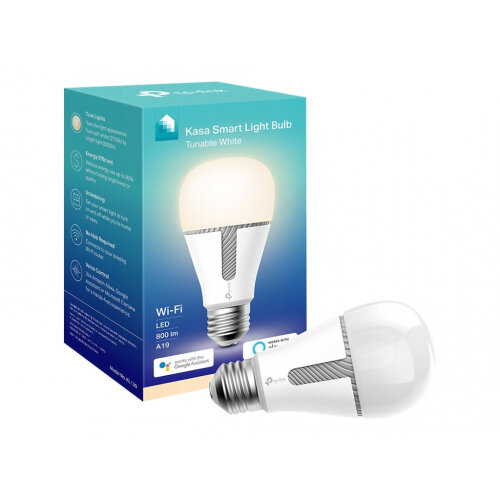 Tp Link Kl120 Led Light Bulb Shape A19 E26 10 W