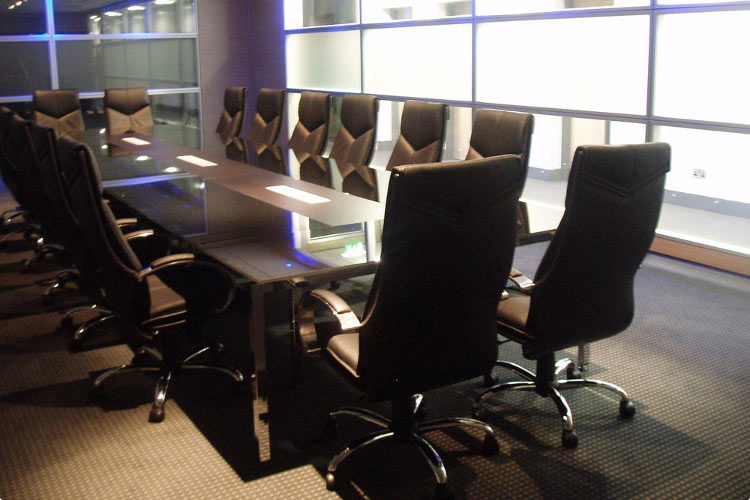 John Huddleston Engineering Aircraft Manufacturing Headquarters Office Fit Out by Huntoffice Interiors