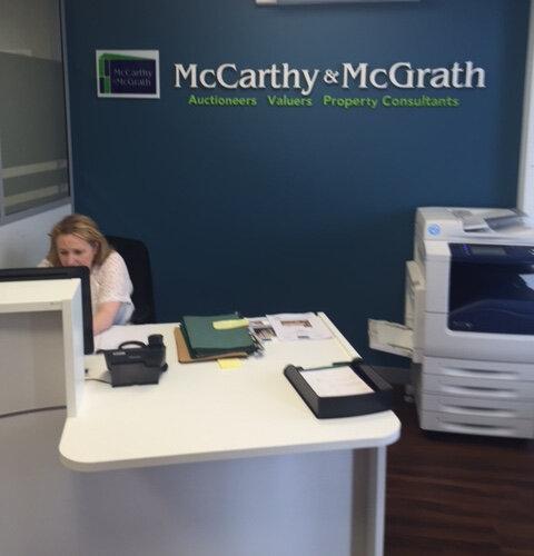 McCarthy McGrath Auctioneers Cork Office ...