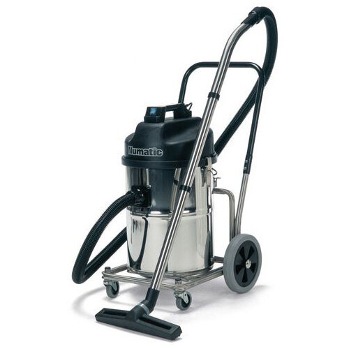 Industrial Stainless Steel Wet & Dry Vacuum Cleaner 240V
