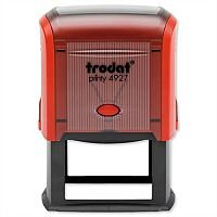 Trodat Printy TVC4927 Stamp Bespoke Self Inking Up to 8 lines 156322
