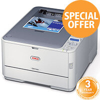 OKI C511dn Colour Laser Printer A4