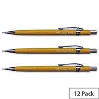 Pentel P209 0.9mm Automatic Pencil HB Lead Pack 12