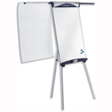 Nobo Shark Magnetic Drywipe Board Easel with Extending Display Arms