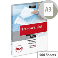 Canon A3 80gsm White Multifunctional Printer Paper Ream of 500 Sheets