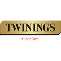 Bundle: Twinings Kilner Jars Set of 3 and Tray Ref F14280 & F12726