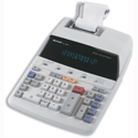 Sharp Printing Calculator 10-Digit EL1607R