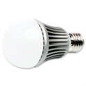 Verbatim Light Bulb LED Classic A E27 Socket 9W 2700K Warm White Frosted 440 Luminous Flux Dimmable Ref 52100