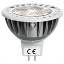 Verbatim Light Bulb LED MR16 GU5 Socket 6W 12V Warm White 225 Luminous Flux Dimmable Ref 52101