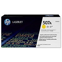HP 507A Yellow LaserJet Toner Cartridge CE402A