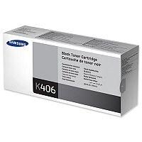 Samsung CLT-K406S Black Laser Toner Cartridge