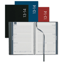 Collins Mid Year Diary Week to View 2013/14 A5 Assorted Ref MD53M
