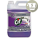 Cif 2 in 1 Disinfectant 5 Litre Ref 7517738
