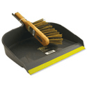Bentley Dustpan and Brush Heavy Duty Large Ref SPCP0014SET