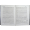 Collins 2014 Eco Diary Casebound Week to View 100 percent Recycled Paper A5 Ref EC35