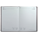 Collins 2014 Eco Diary Casebound Day to Page 100 percent Recycled Paper A5 Ref EC52