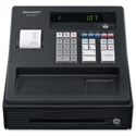 Sharp Cash Register 80PLUs Black Ref XE-A107BK