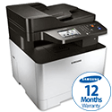 Samsung CLX-4195FN A4 Colour Laser Multifunctional Printer Ref CLX4195FN