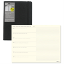 Letts 2014 Noteletts L5 Week To View with Notes Page Diary 170x230mm Black 4-TNLL5NMOBK