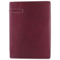 Holborn A4 Folder Leather 231x320mm Wine Ref 827346