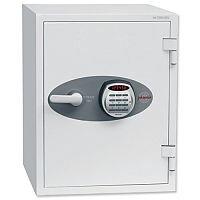 Phoenix Titan II Safe for Media Electronic Lock 53kg 36 Litre 1hr Fire Protection