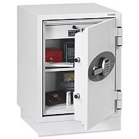 Phoenix Fire Fighter II Electronic Lock Safe 63L 90min Fire Protection