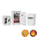 Phoenix Fire Fighter II Electronic Lock Safe 84L