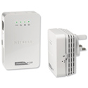 Netgear Powerline AV 200 Wireless Network Extender Kit 200Mbps Ref XAVNB2001-100UKS