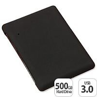 Freecom XXS 500GB USB 3.0 External Hard Drive 56005