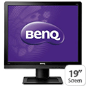 BenQ LED Monitor VGA DVI 1280x1024pxl Aspect Ratio 5-4 19inch Ref BL902TM