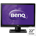 BenQ LED Business Monitor VGA DVI 1680x1050pxl Widescreen 22inch Ref BL2201PT