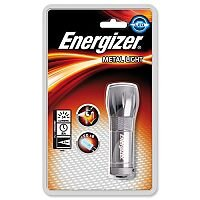 Energizer Small Metal LED Torch 3AAA Ref 633657