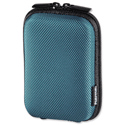 Hama Hardcase Camera Bag 40G Internal W25xD95xH60mm Blue Ref 00103897
